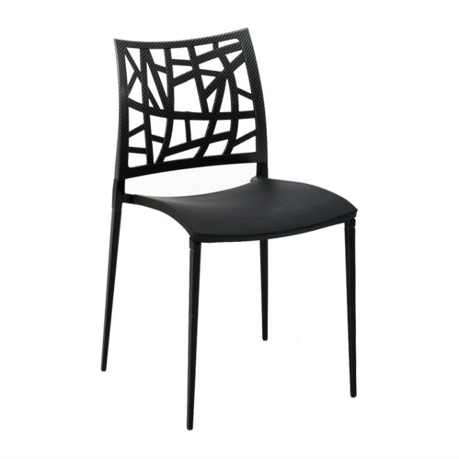 Innovative Plastic Dining Chairs Plastic Dining Chair With Pc Back Neptun Buy Plastic Kitchen