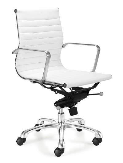 Innovative Pretty Office Chairs Sofa Pretty Modern White Office Chairs Gorgeous 5 Photo Of