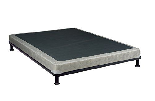 Innovative Queen Bed Foundation Box Continental Sleep 5 Inchlow Profile Mattress Foundation Box Spring