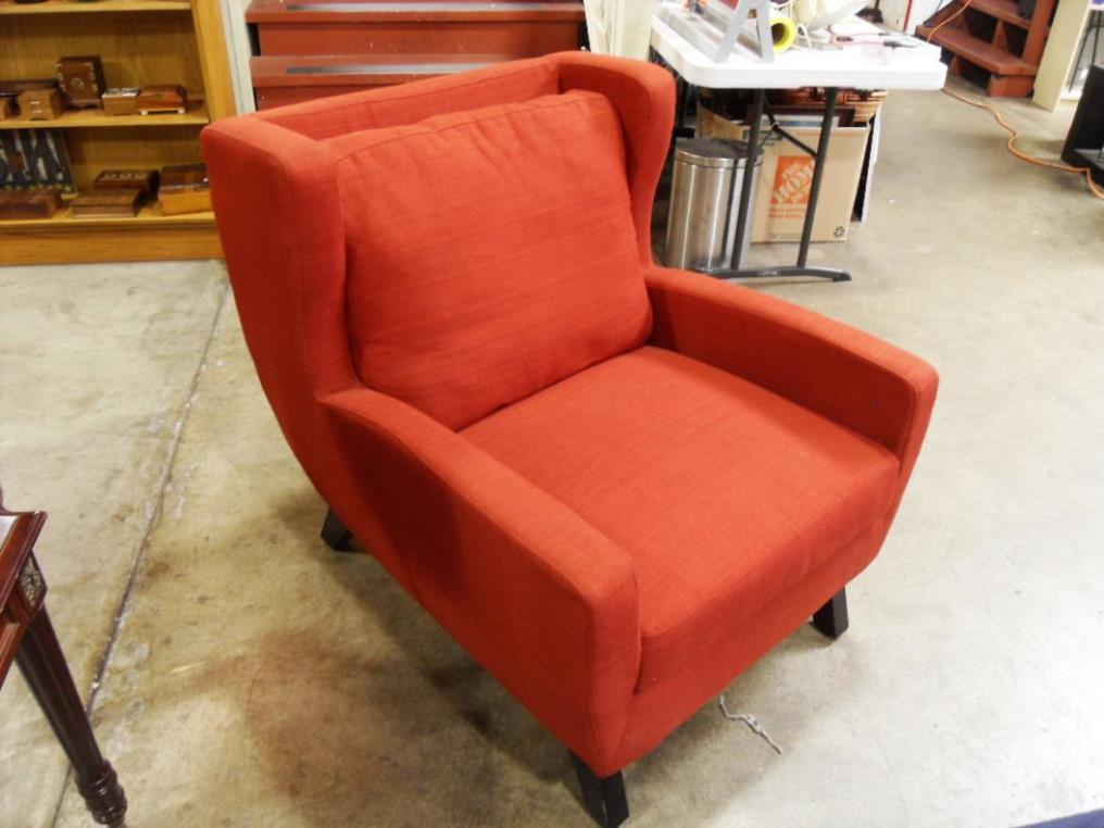Innovative Red Accent Chairs With Arms Comfy Accent Chairs With Arms