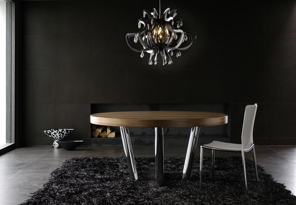 Innovative Round Dining Table Modern Design Round Contemporary Dining Table Perfect Modern Round Dining Room
