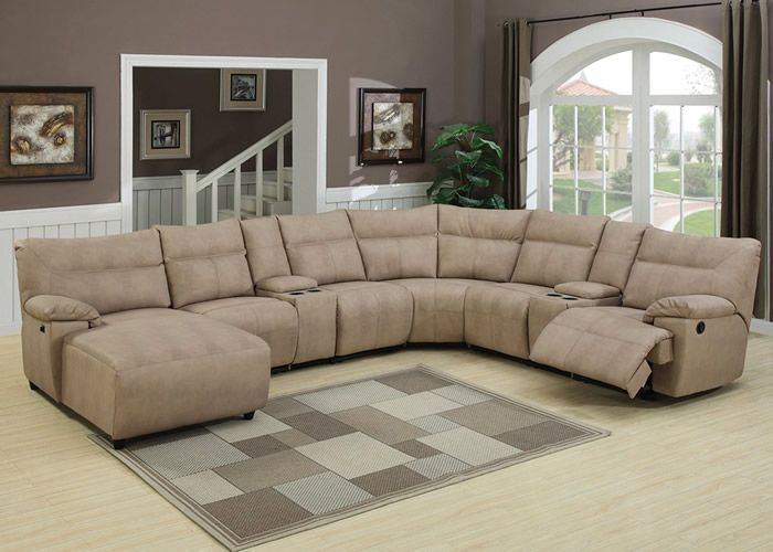 Innovative Sectional Couch With Recliner Best 25 Reclining Sectional Sofas Ideas On Pinterest Reclining