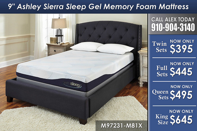 Innovative Sierra Sleep Memory Foam Mattress Mattresses All American Mattress Furniture