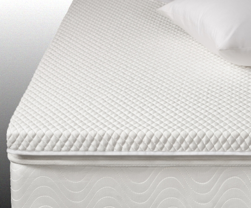 Innovative Single Bed Memory Foam Topper Cool Soft Mattress Topper Charles P Rogers Beds Direct Makers