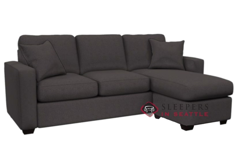 Innovative Sleeper Sofa With Chaise Lounge Customize And Personalize 702 Chaise Sectional Fabric Sofa