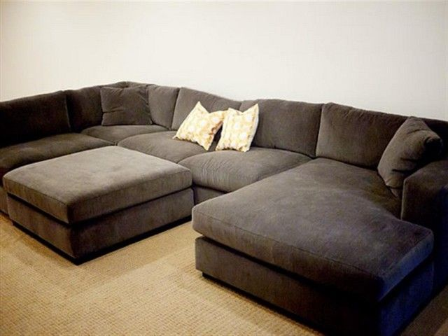 Innovative Tan Sectional With Chaise Extra Deep Sectional Sofas For Encourage Extra Houzz Shopping And