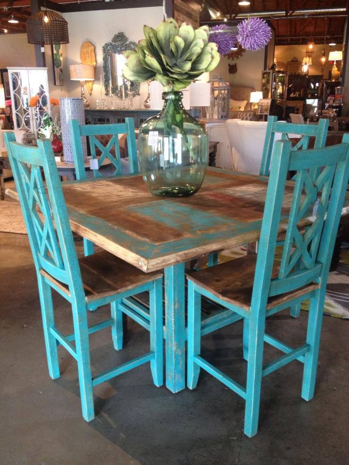 Innovative Teal Kitchen Chairs Best 25 Turquoise Kitchen Tables Ideas On Pinterest Country