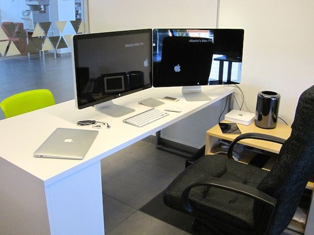 Innovative Tech Desk Setup Elegant Ultimate Mac Setup Desk Tour February Youtube Regarding