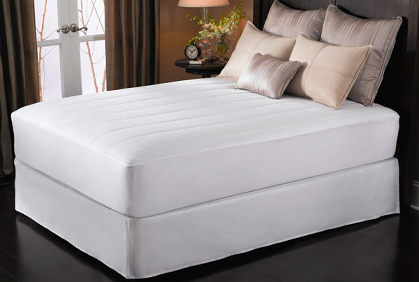 Innovative Top Rated Mattress Pads Heated Mattress Pads Electric Mattress Pads