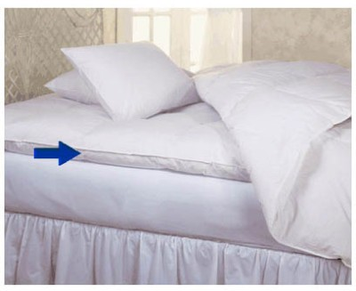 Innovative Twin Size Bed Topper Twin Extra Long Feather Bed Or Twin Xl Feather Bed