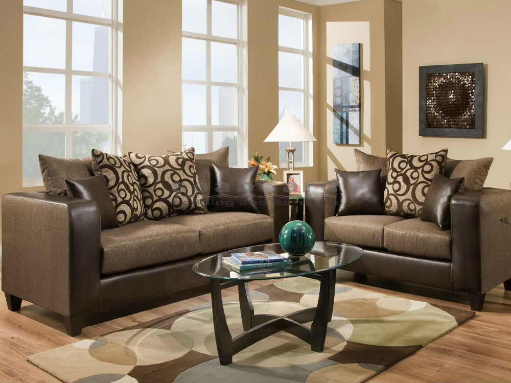 Innovative Two Piece Sofa Set Living Room Espresso Living Room Furniture On Living Room In Two
