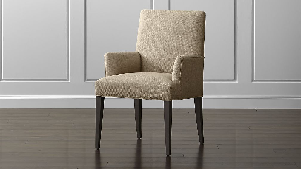 Innovative Upholstered Dining Chairs With Arms Endearing Dining Arm Chairs Upholstered Upholstered Dining Chairs