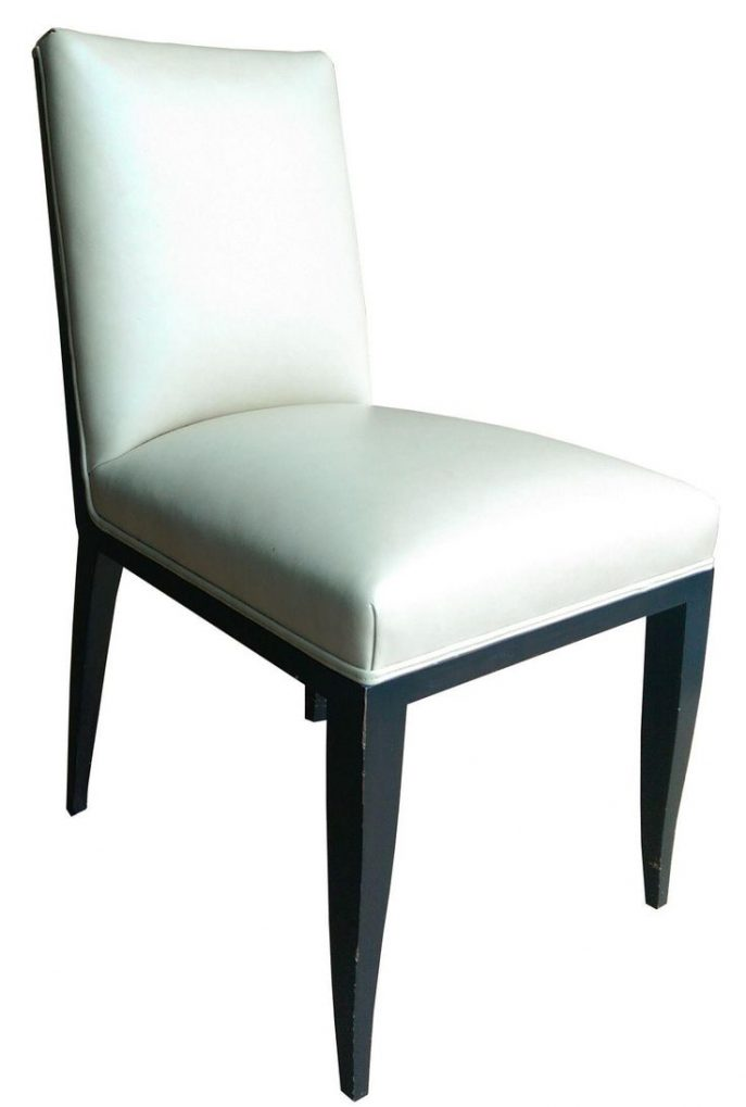 Innovative White Padded Dining Chairs Dining Room Windsor Dining Chairs Brown Leather Dining Room