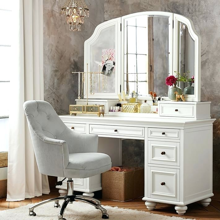 Innovative White Vanity Dressing Table With Mirror Desk White Vanity Table Without Mirror Dressing Table Mirror
