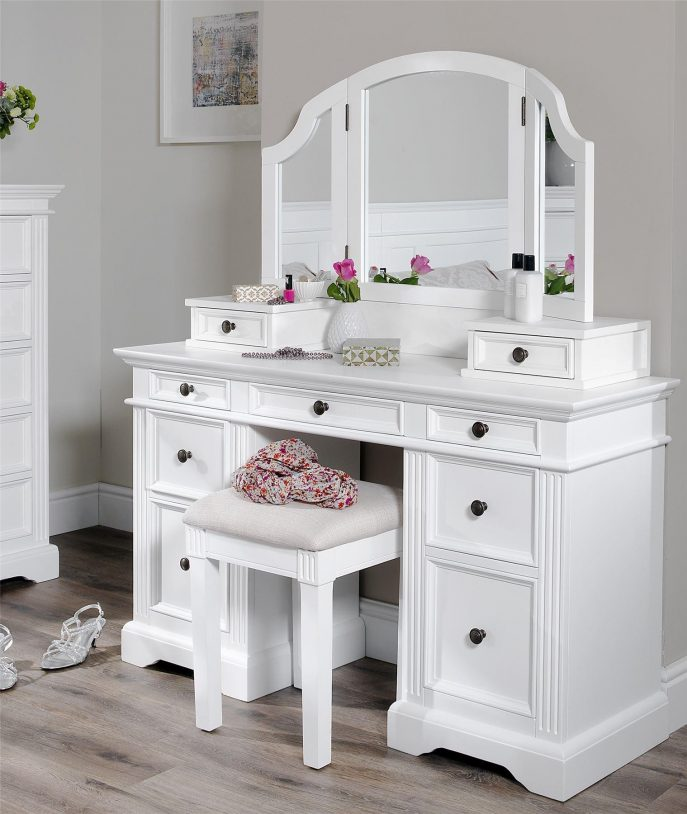 Innovative Women's Dressing Table Vanity Bedroom Furniture Sets Ikea Dressing Table Ivory Vanity Table