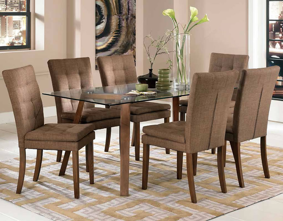 Innovative Wood And Fabric Dining Room Chairs Cool Fabric Dining Room Chairs And Top 25 Best Upholstered Dining