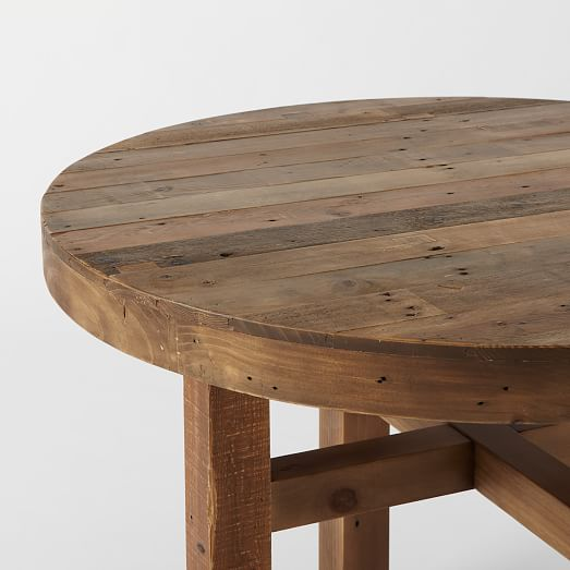 Innovative Wood Dining Table Round Round Wood Dining Table Fpudining