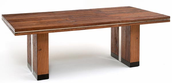 Innovative Wood Modern Dining Table Contemporary Wood Dining Table Modern Style Custom Sizes