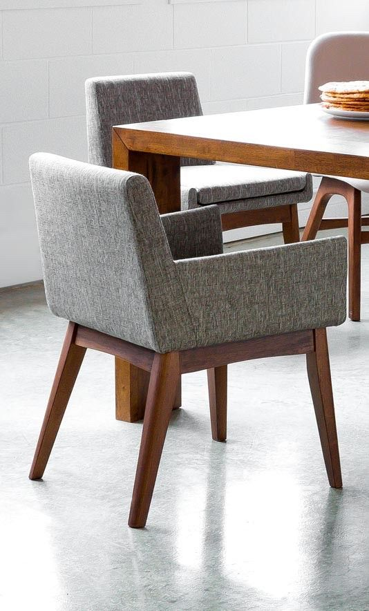 Innovative Wooden Kitchen Chairs With Arms Best 25 Mid Century Dining Chairs Ideas On Pinterest Mid