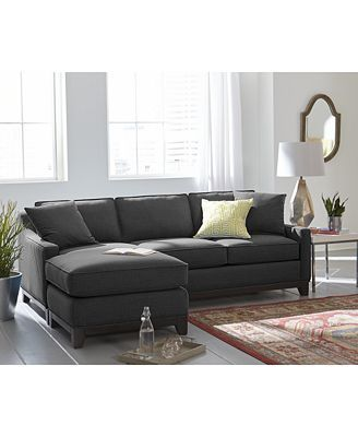 Lovable 2 Piece Sectional Couch Keegan 90 2 Piece Fabric Sectional Sofa Ba Housewife Pinterest