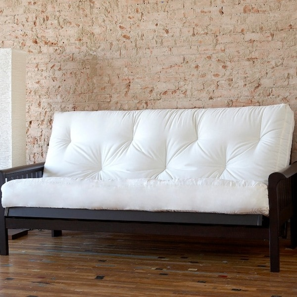 Lovable 72 Inch Futon Mattress Queen Size 8 Inch Futon Mattress Free Shipping Today Overstock