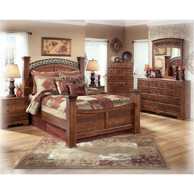 Lovable Ashley Furniture Bed Sets B258 77 Ashley Furniture Timberline Bedroom Queen Poster Bed