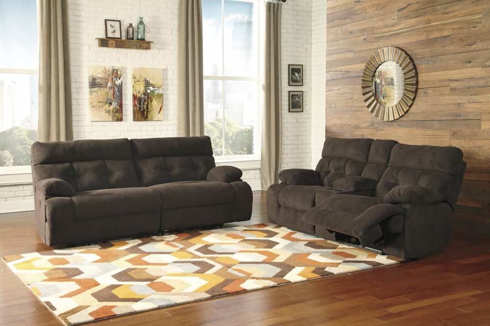 Lovable Ashley Furniture Leather Loveseat Recliner Ashley Furniture Recliner Can Give You Comfortable And Suitable