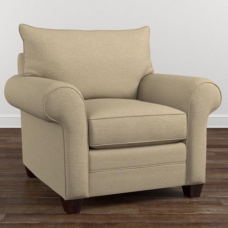 Lovable Big Chairs For Living Room Oversized Accent Chairs Living Room Furniture Bassett Furniture