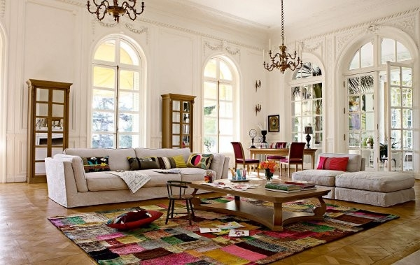 Lovable Big Living Room Sets Things To Consider When Decorating Large Living Room Big Rugs Best
