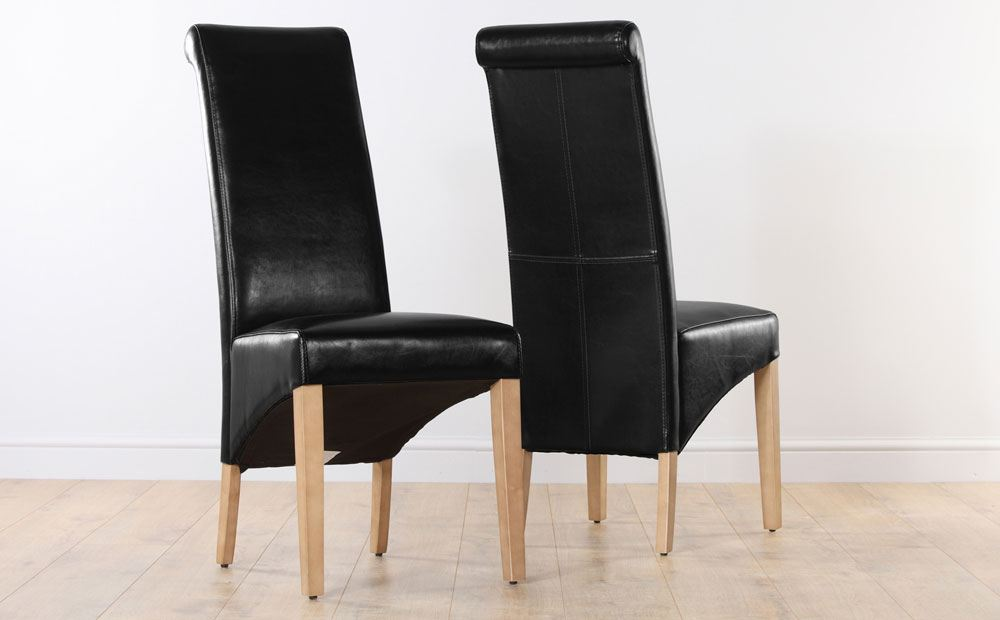 Lovable Black Dining Chairs With Upholstered Seats Black Dining Chair With Upholstered Seat Dining Chairs Design