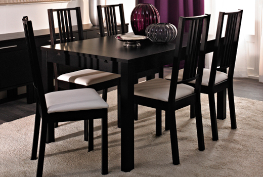 Lovable Black Dining Room Chairs Ikea Manificent Plain Dining Room Chairs Ikea Awesome Dining Room Set