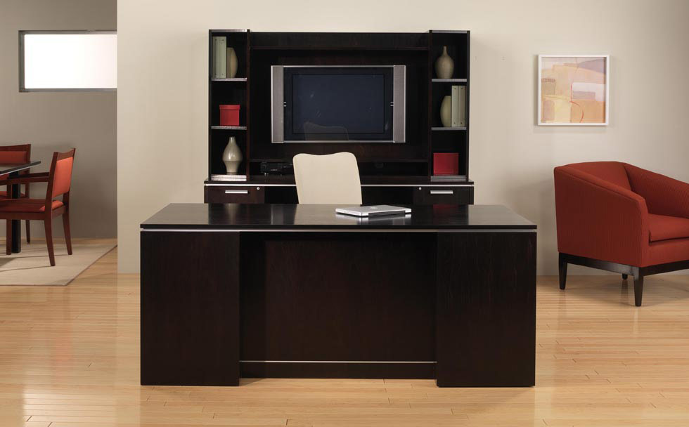 Lovable Black Office Furniture Black Desk Options Available At Rof
