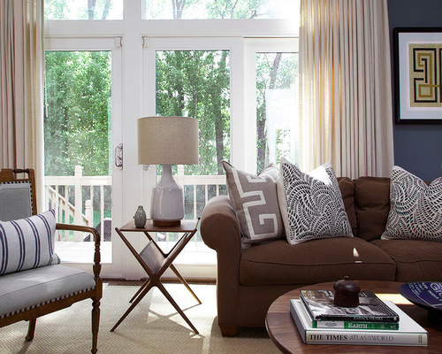 Lovable Brown And Grey Sofa Brown And Gray Living Room 1000 Ideas About Dark Brown Couch On