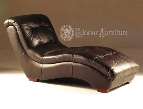 Lovable Brown Leather Chaise Longue Incredible Leather Chaise Lounge Sofa Popular Leather Chaise