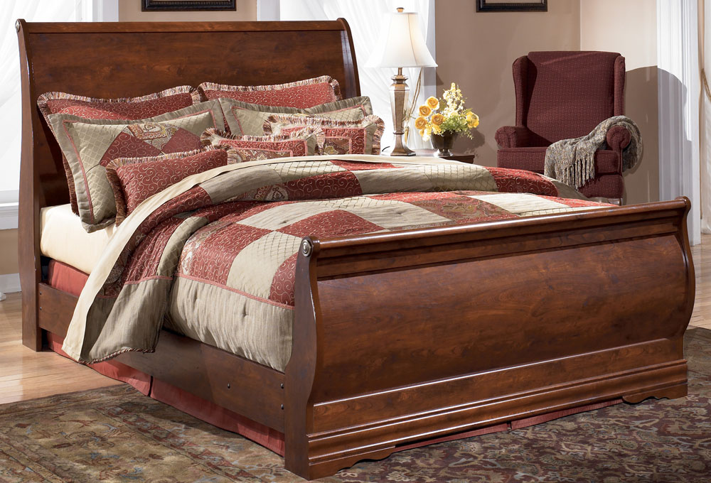 Lovable California King Tufted Sleigh Bed California King Sleigh Bed Upholstered California King Size Bed