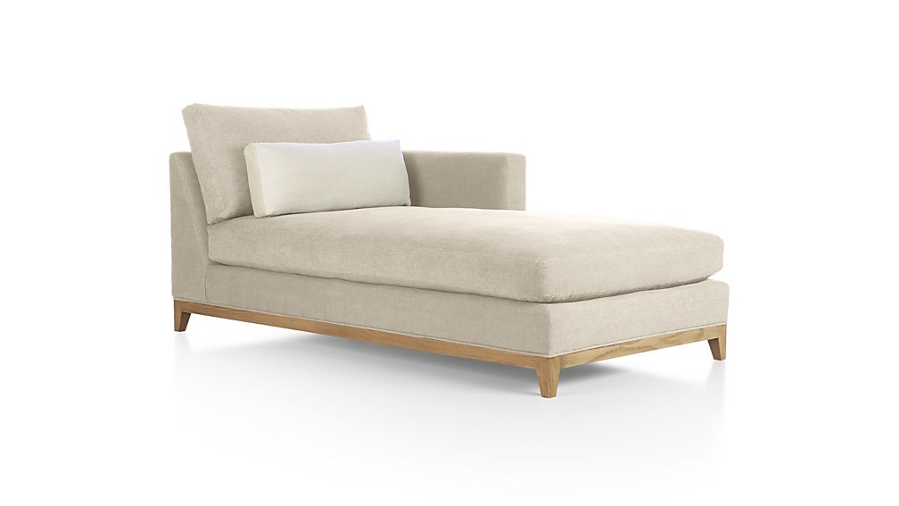 Lovable Chaise Lounge With Arms Wonderful Chaise Lounge With Arms Double Chaise Lounge Indoor With