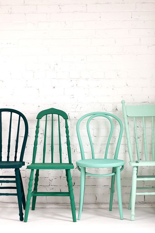 Lovable Colored Wood Dining Chairs Best 25 Mismatched Chairs Ideas On Pinterest Mismatched Dining