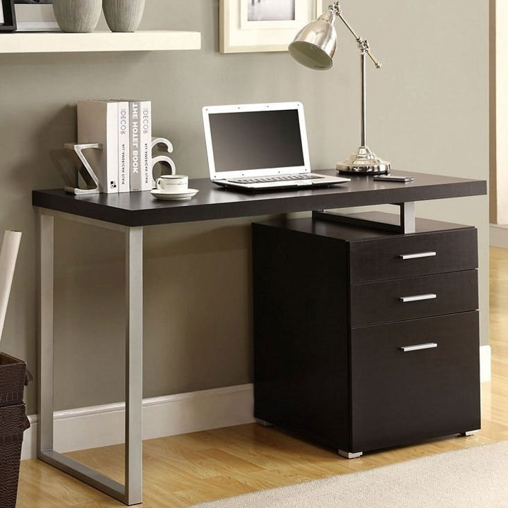 Lovable Computer Desk And File Cabinet File Cabinet Ideas Writing Computer Desk With Filing Cabinet In