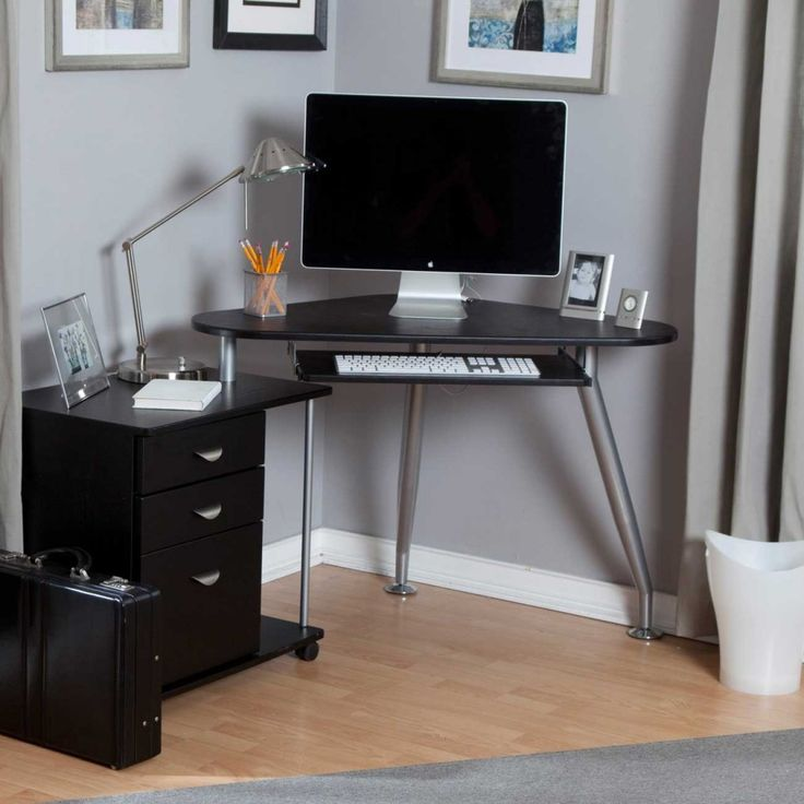 Lovable Computer Desk Ideas For Small Room Impressive Computer Desk Ideas For Small Spaces 1000 Ideas About