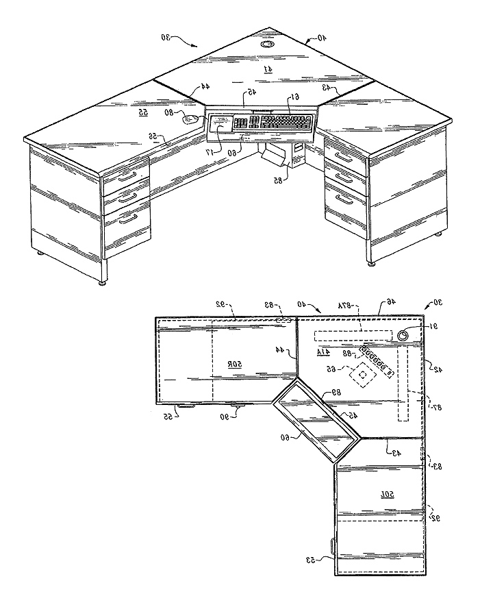 Lovable Corner Desk Blueprints Desk Design Ideas White Wallpaper Computer Desk Plans Sketches