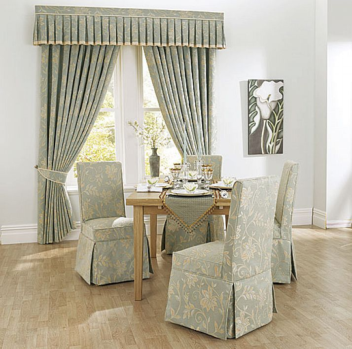 Lovable Covered Dining Chairs Dining Room Interesting Dining Space Presented With Flowers