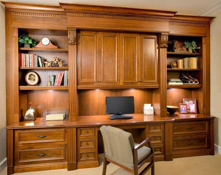 Lovable Custom Built In Desk Ideas 14 Best Office Home Office Images On Pinterest Cleanses Home