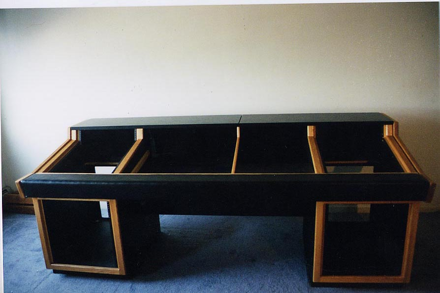 Lovable Custom Made Desks Show Me Your Homemade Or Custom Made Console Or Studio Furniture