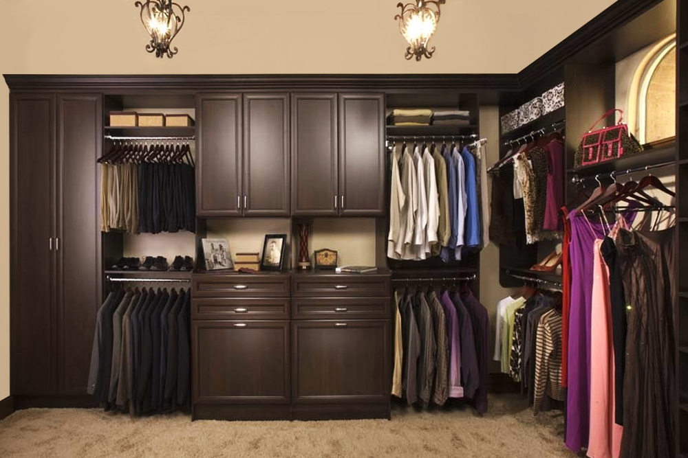 Lovable Custom Walk In Closets Custom Closet Organizers Systems Design Tailored Living