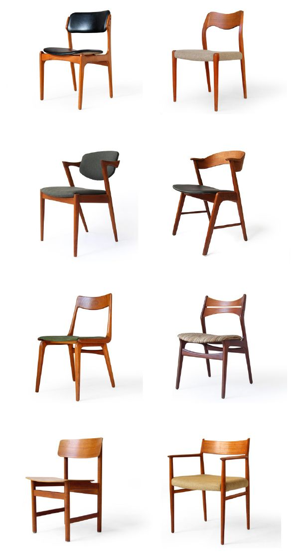 Lovable Dining Chair Styles Best 25 Mid Century Dining Chairs Ideas On Pinterest Mid