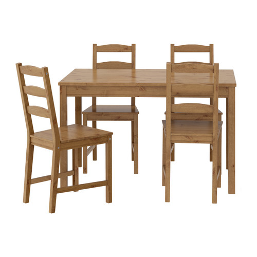 Lovable Dining Table And 4 Chairs Jokkmokk Table And 4 Chairs Ikea