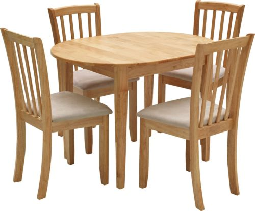 Lovable Dining Table And 4 Chairs Simple Decoration 4 Chair Dining Table Set Well Suited Ideas