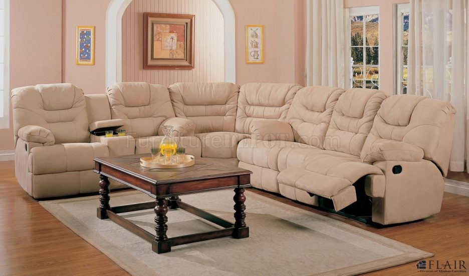 Lovable Fabric Sectional Sofa With Recliner Living Room The Most Popular Fabric Sectional Sofa With Recliner