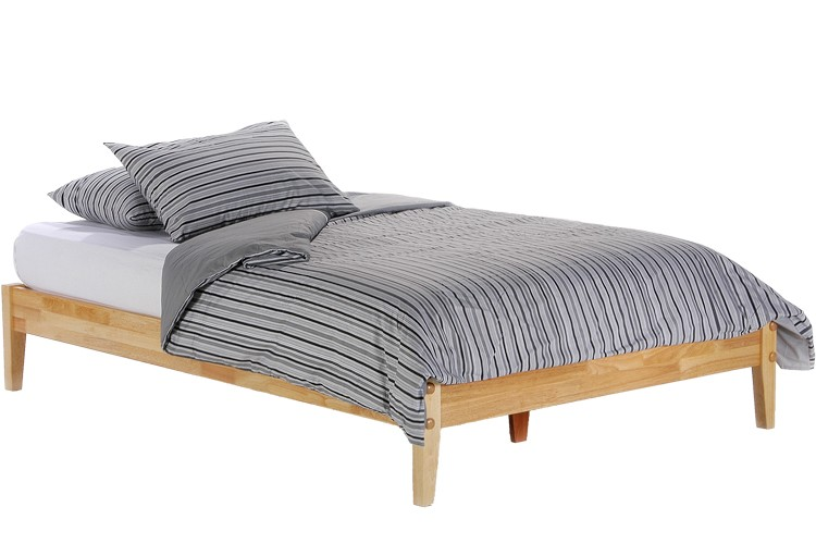 Lovable Futon Bed And Frame Sage Platform Bed Frame Maple The Futon Shop