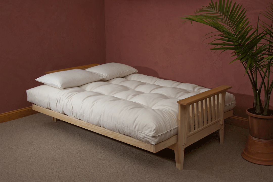Lovable Futon Bed And Mattress Organic Futon Mattress Organic Mattress Store